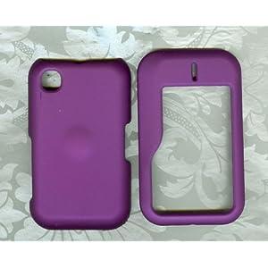 purple Straight Talk Nokia 6790 Surge PHONE COVER CASE