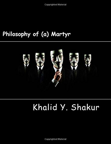 Philosophy of (a) Martyr: Fear & Love