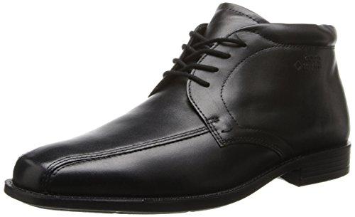 792afb018c9 ECCO Men's Edinburgh Chukka Boot,Black,42 EU/8-8.5 M US ...
