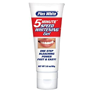 5 minute whitening gel instructions