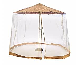 Amazon.com : Southern Casual Living Canopy Patio Umbrella ... on Casual Living Patio id=33465