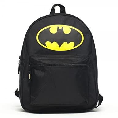 Batman Reversible Black Backpack