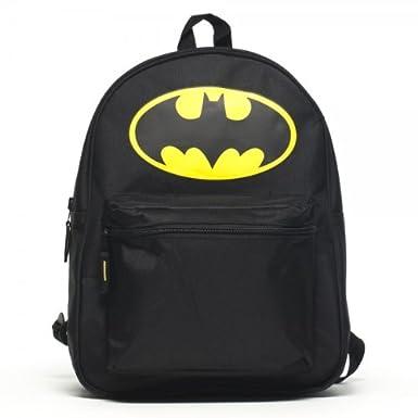 Batman Reversible Black Backpack