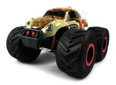 Mutt-Beetle-4X4-Electric-RC-Truck-18-Giant-Monster-Truck-Off-Road-4WD-Huge-Scale-Ready-To-Run-RTR-Colors-May-Vary