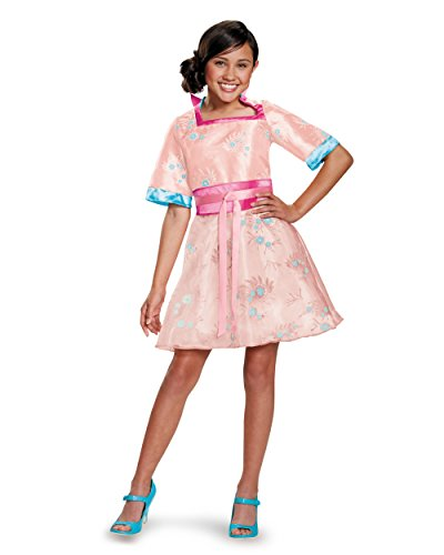 Disguise Girls Lonnie Coronation Deluxe Costume