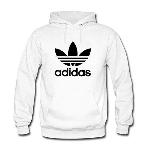 Bethajames Adidas Women's Hooded Sweatshirts