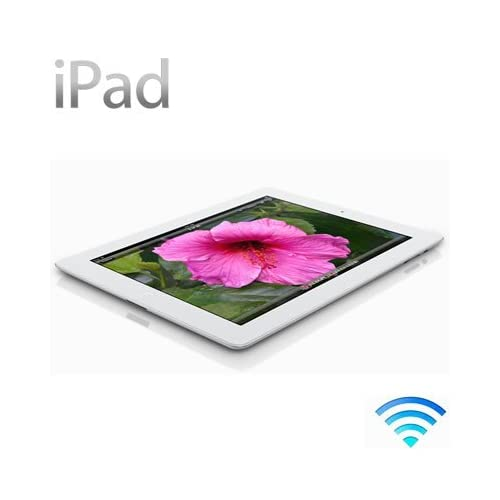 Apple 第3世代 iPad Wi-Fiモデル 16GB MD328J/A ホワイト