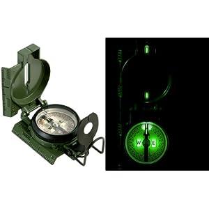 Mil-Spec Tritium Compass