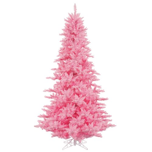 light pink Christmas ornaments
