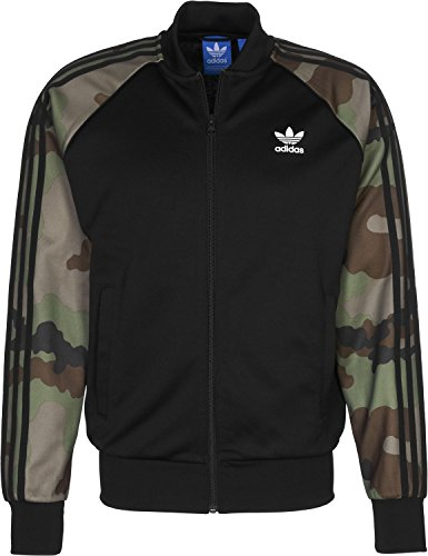 adidas Herren Superstar Originals Jacke