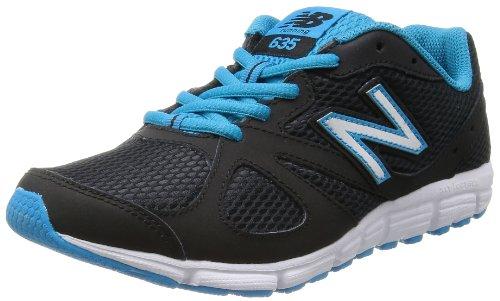 [ニューバランス] new balance new balanceNB W635 D NB W635 D BB1 (BLACK/BLUE/5.5)