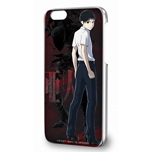 iPhone6専用ハードケース 亜人 01 永井圭