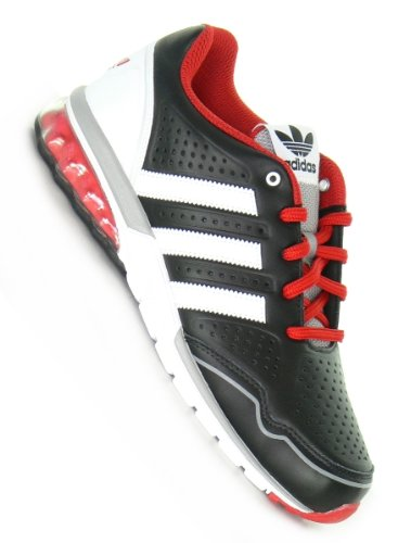 ADIDAS mega softcell rh black1 whi red Gr. 11,5/46