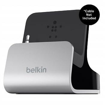 【国内正規代理店品】belkin ベルキン iPhone5s/5c/5対応 ドックスタンド F8J057qe