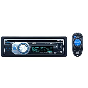 Amazon.com : JVC KD-R810 Bluetooth Our sound system for the bus – receives playlists via bluetooth from our devices, as well as serves as our speakerphone system.
