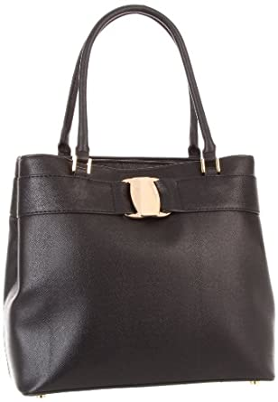 Ivanka Trump Allison IT1005-01 Shoulder Bag,Black,One Size