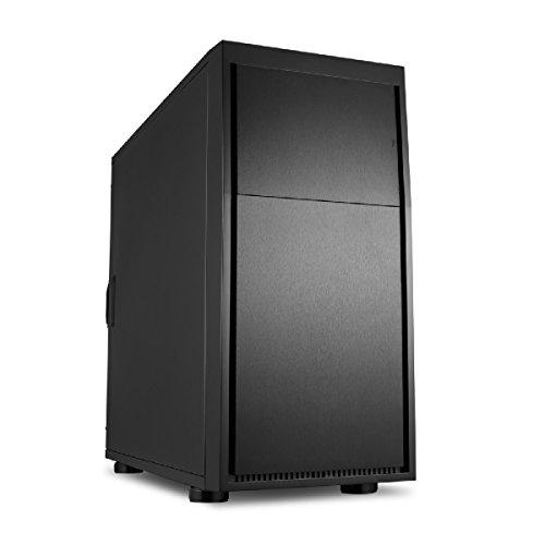 Sharkoon ミドルタワーPCケース MASK ATX対応 ブラック SHA-MASK-BK