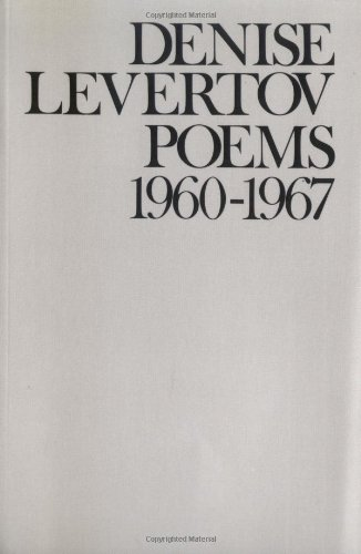 'A Cure of Souls', by Denise Levertov
