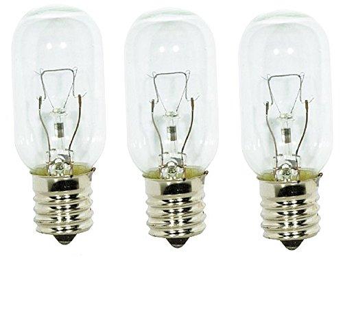 Microwave Change Bulb Ge Light