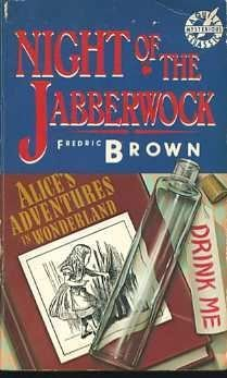 Cover of Night of the Jabberwock by Fredric Brown