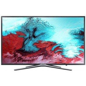 Samsung UE49K5502AK Full HD Smart TV Wi-Fi Nero, Argento DVB-T2/C/S2