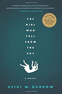 "Cover of ""The Girl Who Fell from the Sky&..."