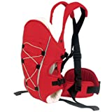 Ecosusi Back and Front Child Carrier Baby Carrier (Red)