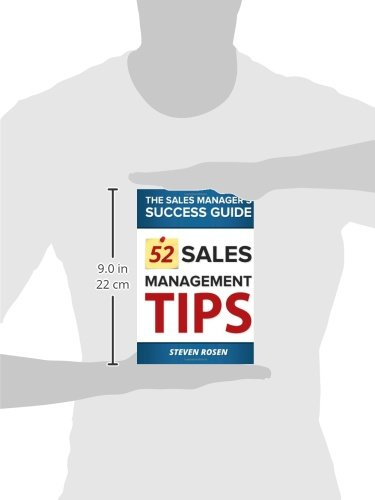 Libro 52 Sales Management Tips: The Sales Managers ...