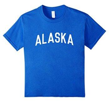 Alaska-T-Shirt