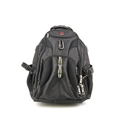 "SwissGear Travel Gear 1900 Scansmart TSA Laptop Backpack - 19"" eBags Exclusive"