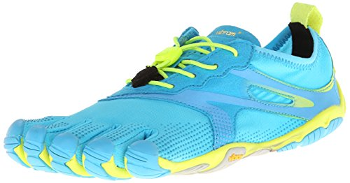 Vibram FiveFingers Bikila Evo Women's Running Shoes - 8 - Blue