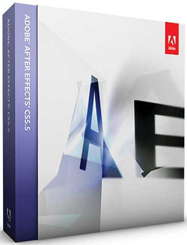 Adobe After Effects CS5.5 Windows版