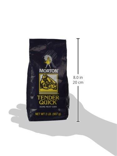 Morton Tender Quick Meat Cure, 2 lbs by Morton Salt New | eBay