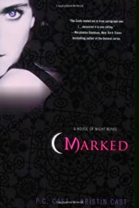"Cover of ""Marked (House of Night, Book 1)..."
