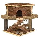 Trixie Natural Living Hamsterhaus Ida, 19 × 20 × 19 cm