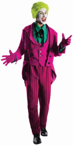 Rubie's Costume Grand Heritage Joker Classic TV Batman Circa 1966, Multi-Colored, X-large Costume