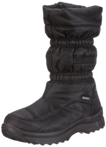 Romika Colorado 185 SF 58085, Damen Stiefel, Schwarz (schwarz 100), EU 39