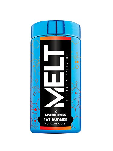 World's Most Powerful Thermogenic Fat Burner, Designed Not Just To Burn Calories, but INCINERATE Them ● Weight Loss Diet Pills Without the Jitters or Crash ● LMNITRIX MELT ● 60 capsules