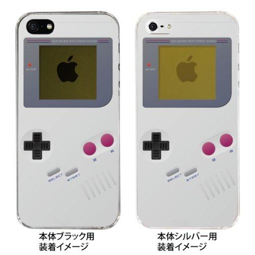 【iPhone5S】【iPhone5】【Clear Arts】【iPhone5Sケース】【iPhone5ケース カバー】【スマホケース】【docomo】【au】【SoftBank】【クリアケース】【懐かしのゲーム機】【ゲームボーイ】 08-ip5-ca0075
