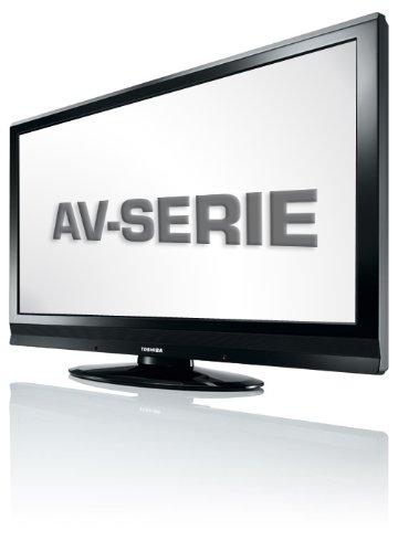 Toshiba REGZA 32 AV 605 P 81,3 cm (32 Zoll) 16:9 HD-Ready LCD-Fernseher schwarz