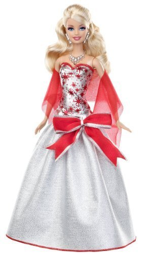 Barbie Holiday Sparkle Barbie Doll