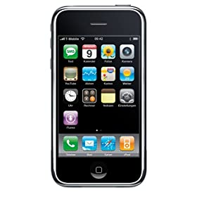 Apple iPhone 3G 16GB Black Unlocked Without contract