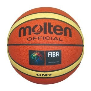 Molten GM7 FIBA Official Indoor/Outdoor Composite 29.5 Basketball
