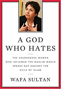 "Cover of ""A God Who Hates: The Courageous..."