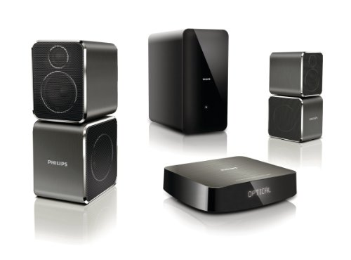 Philips CSS9216/12 2.1 mit 360 Sound & AirPlay