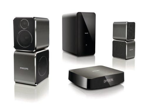 Philips CSS9216/12 2.1 mit 360 Sound & AirPlay