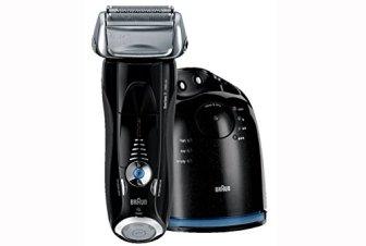 Braun 760CC-4 - Afeitadora (Vibración, Negro, Batería, Ión de litio, 1h)