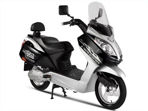 Buy x treme scooters xb 700li lithium powered electric for Motorized scooter black friday