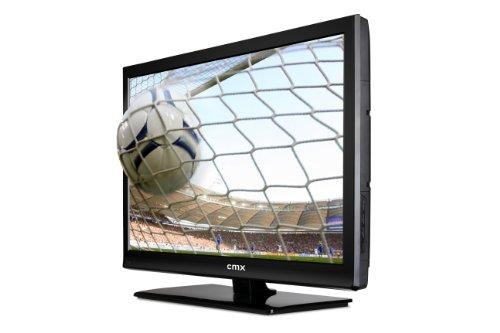 CMX LCD 7323H ATC-3DP4 Widii 81 cm (32 Zoll) 3D LCD-Fernseher  (HD-Ready, 50 Hz, DVB-T/C, CI+, Energieeffizienzklasse B) inkl. 4 3D-Brillen schwarz