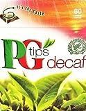 PG Tips Pyramid Tea Bag Decaf, 80 Count Tea Bag
